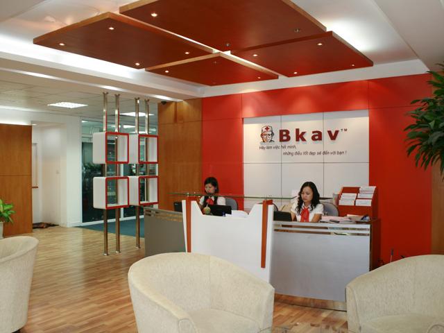 BKAV là một trong các công ty công nghệ thông tin lớn nhất Việt Nam