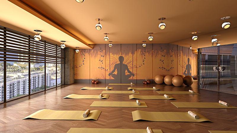 Home Yoga