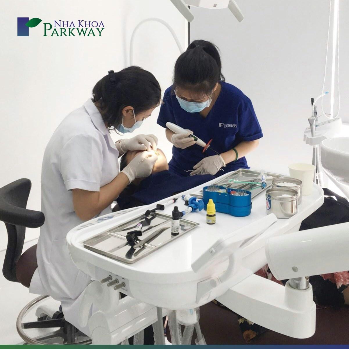 Nha khoa Parkway – Phòng khám răng uy tín ở Tphcm