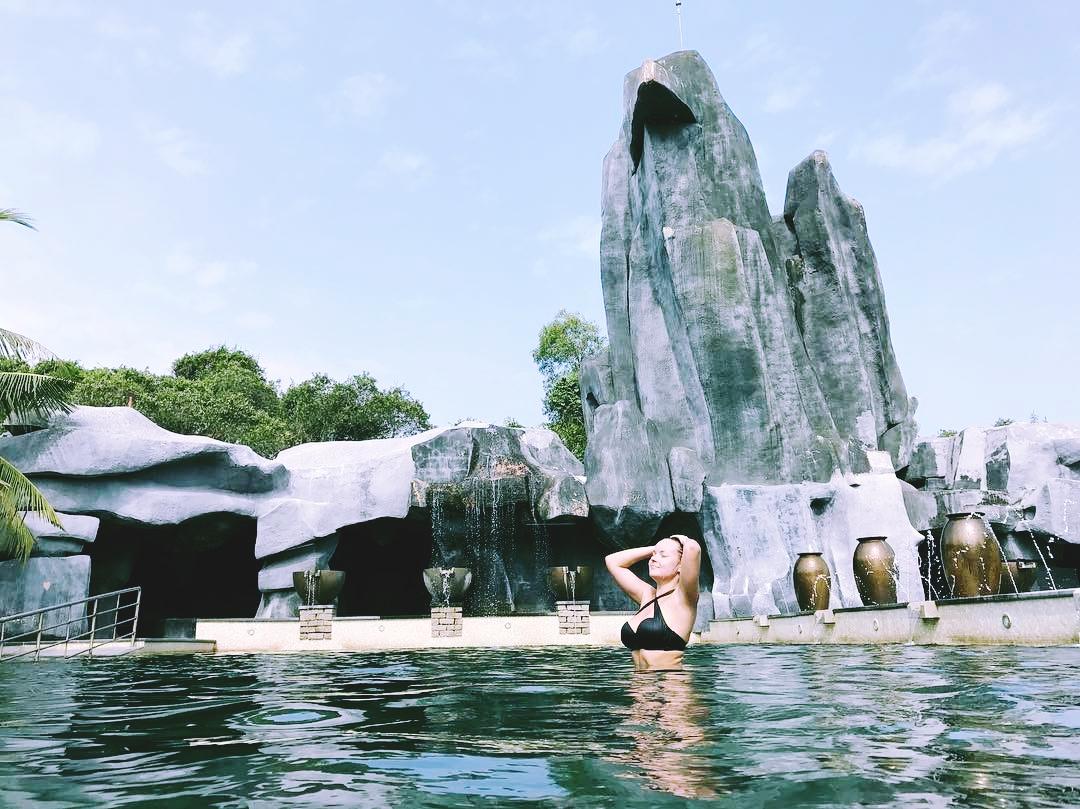 Suối nước nóng Bình Châu – Bà rịa Vũng tàu