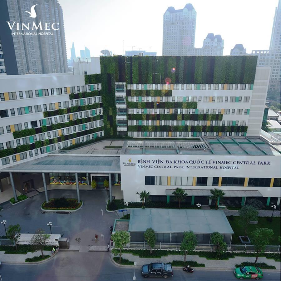 Bệnh viện tư nhân tphcm Đa Khoa Quốc Tế Vinmec Central Park