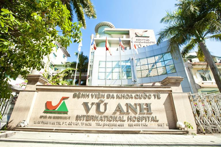 Bệnh viện tư nhân Tphcm uy tín - Bệnh viện Đa Khoa Quốc Tế Vũ Anh