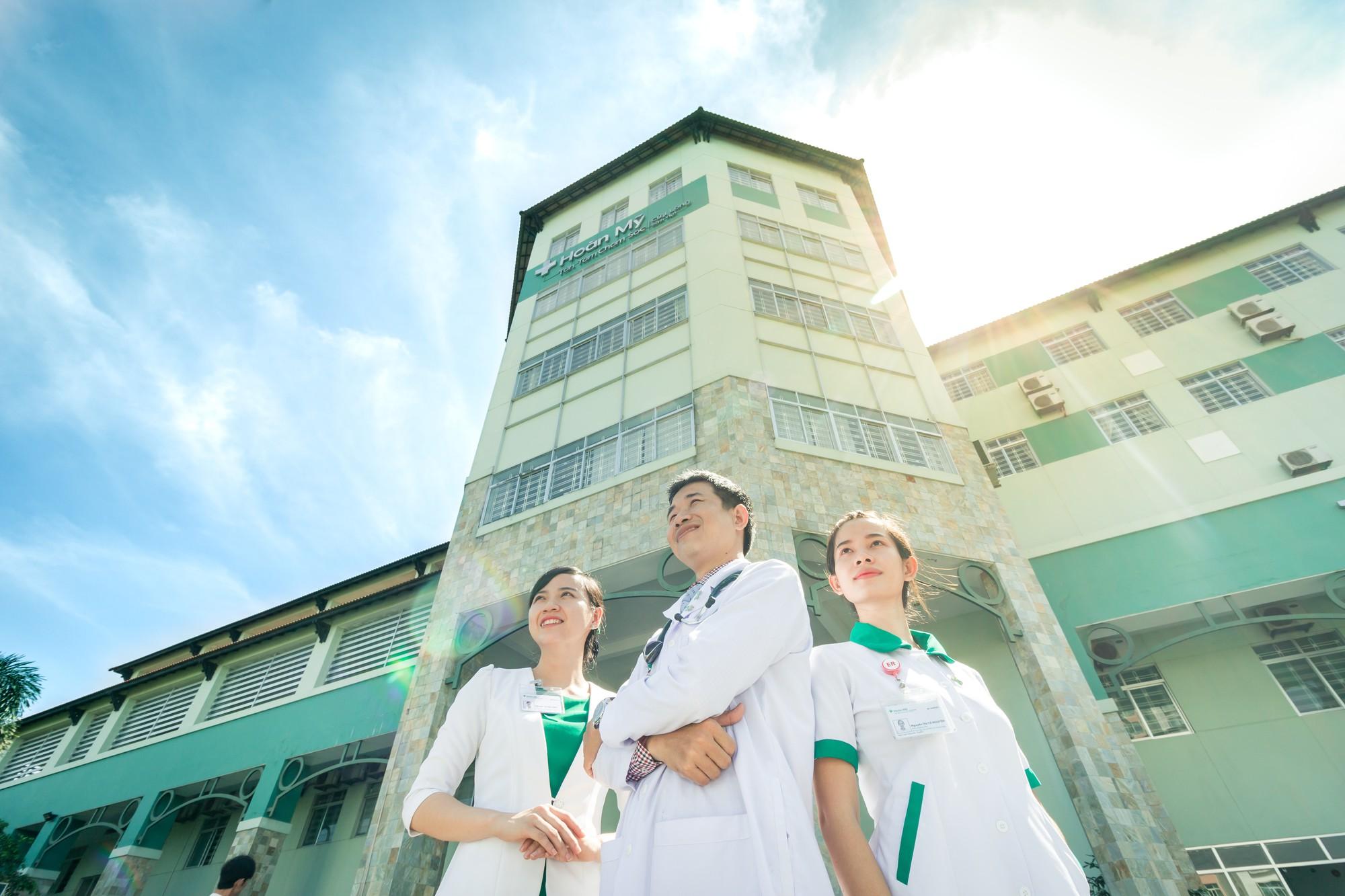 Bệnh viện tư nhân uy tín tphcm đa khoa hoàn mỹ