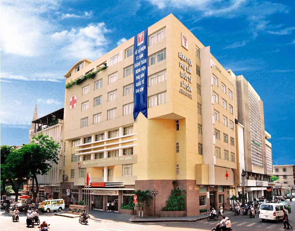 Bệnh viện Phụ Sản Quốc Tế Sài Gòn top các bệnh viện tư nhân tốt nhất ở tphcm