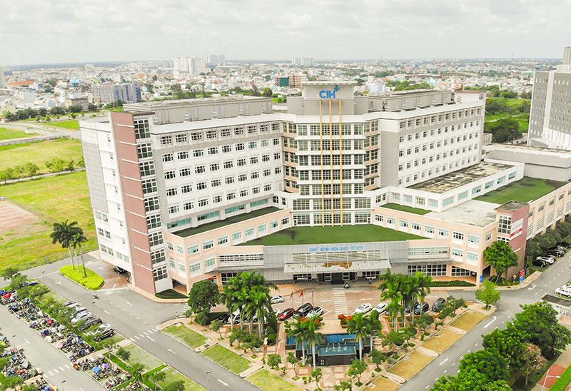 Bệnh viện quốc tế City - top các bệnh viện tư nhân tốt nhất ở tphcm