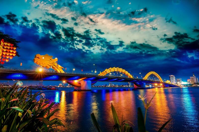 Cầu Rồng - Top những điểm đi chơi ở Đà Nẵng Miễn Phí