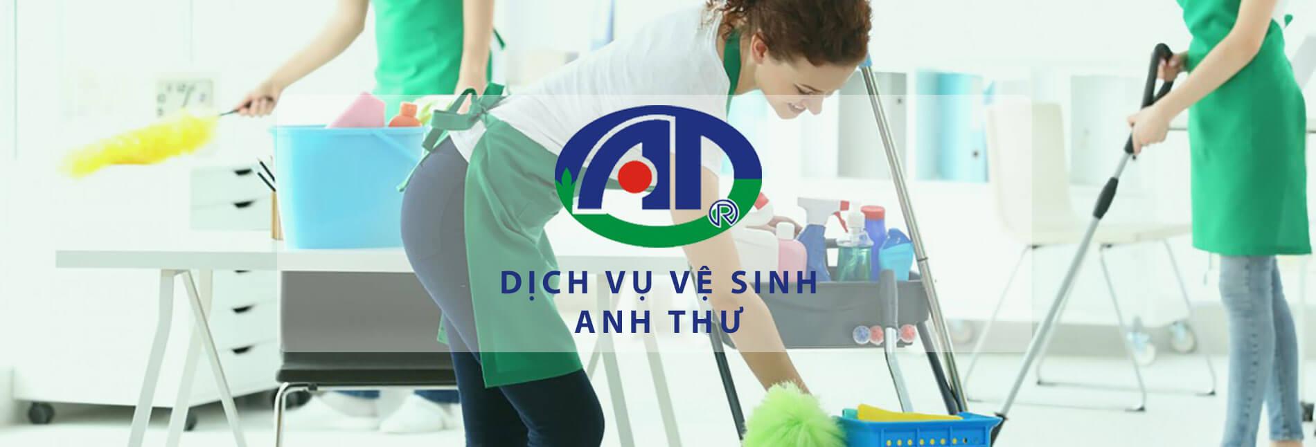 Công Ty Vệ Sinh Anh Thư - công ty vệ sinh công nghiệp tphcm uy tín