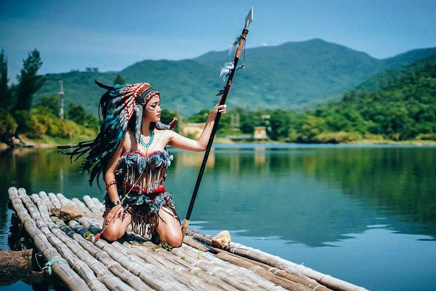 Hồ Xanh – Bãi Bụt