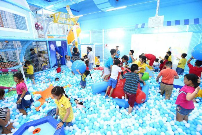 khu vui chơi trẻ em ở quận 7