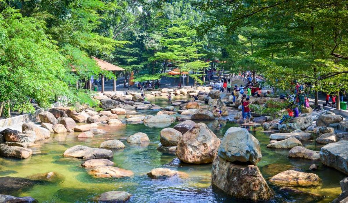 Khu du lịch sinh thái Thủy Châu