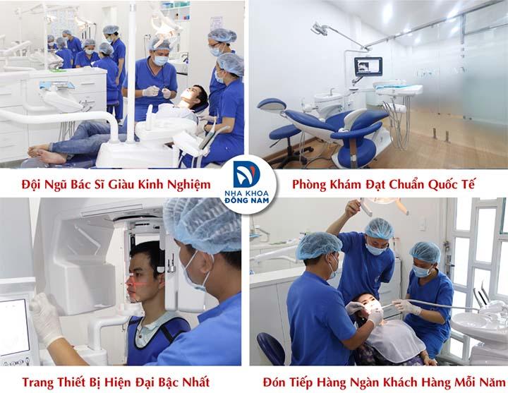 Nha khoa Đông Nam – Địa chỉ nha khoa tốt tại TPHCM