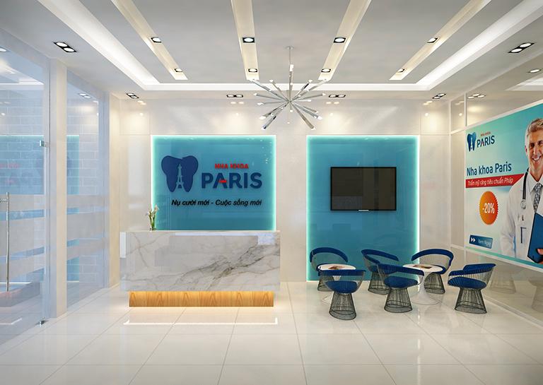 Nha khoa Paris – Địa chỉ nha khoa chuyên nghiệp tại TPHCM