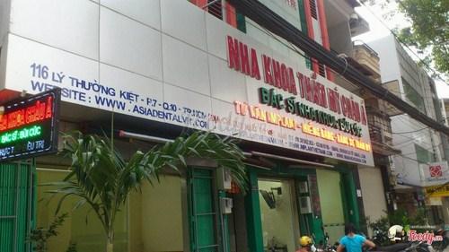Nha khoa Thẩm mỹ châu Á Quận 10