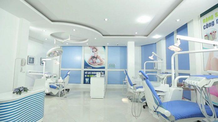 Phòng khám răng uy tín ở tphcm