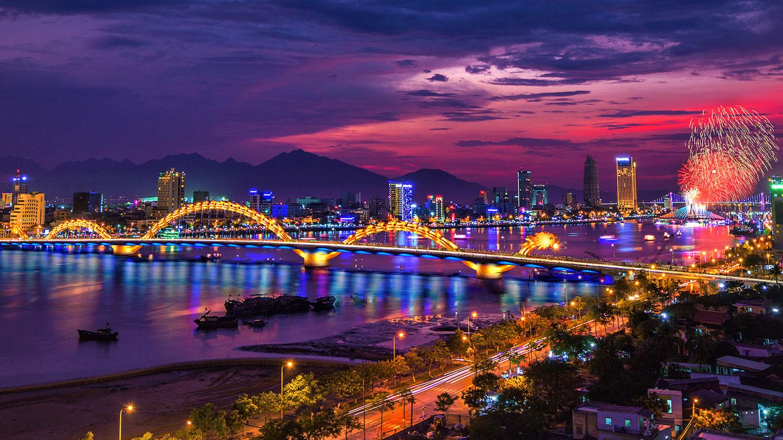 TP Đà Nẵng là những thành phố biển đẹp nhất việt nam