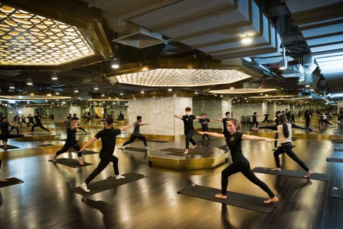 Top 10 các địa điểm tập yoga tại tphcm