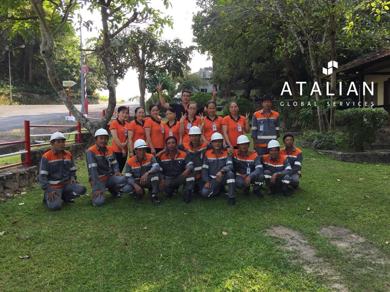 Công ty TNHH Unicare Atalian