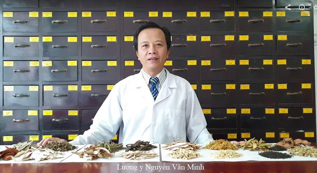 Lương y Nguyễn Văn Minh - Phòng khám Đông y Bảo Minh