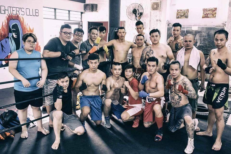 Boxing Fighter's Club - phòng tập muay thái tphcm nổi tiếng.
