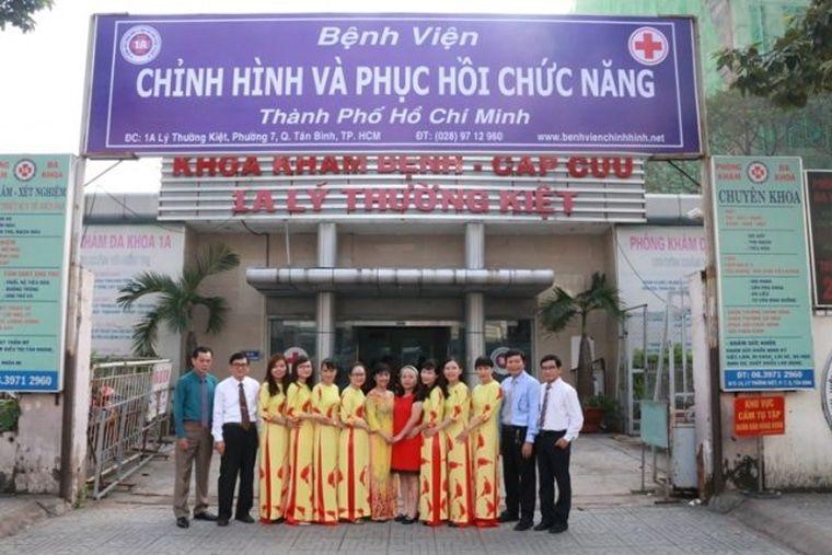 Bệnh viện chỉnh hình và phục hồi chức năng TPHCM