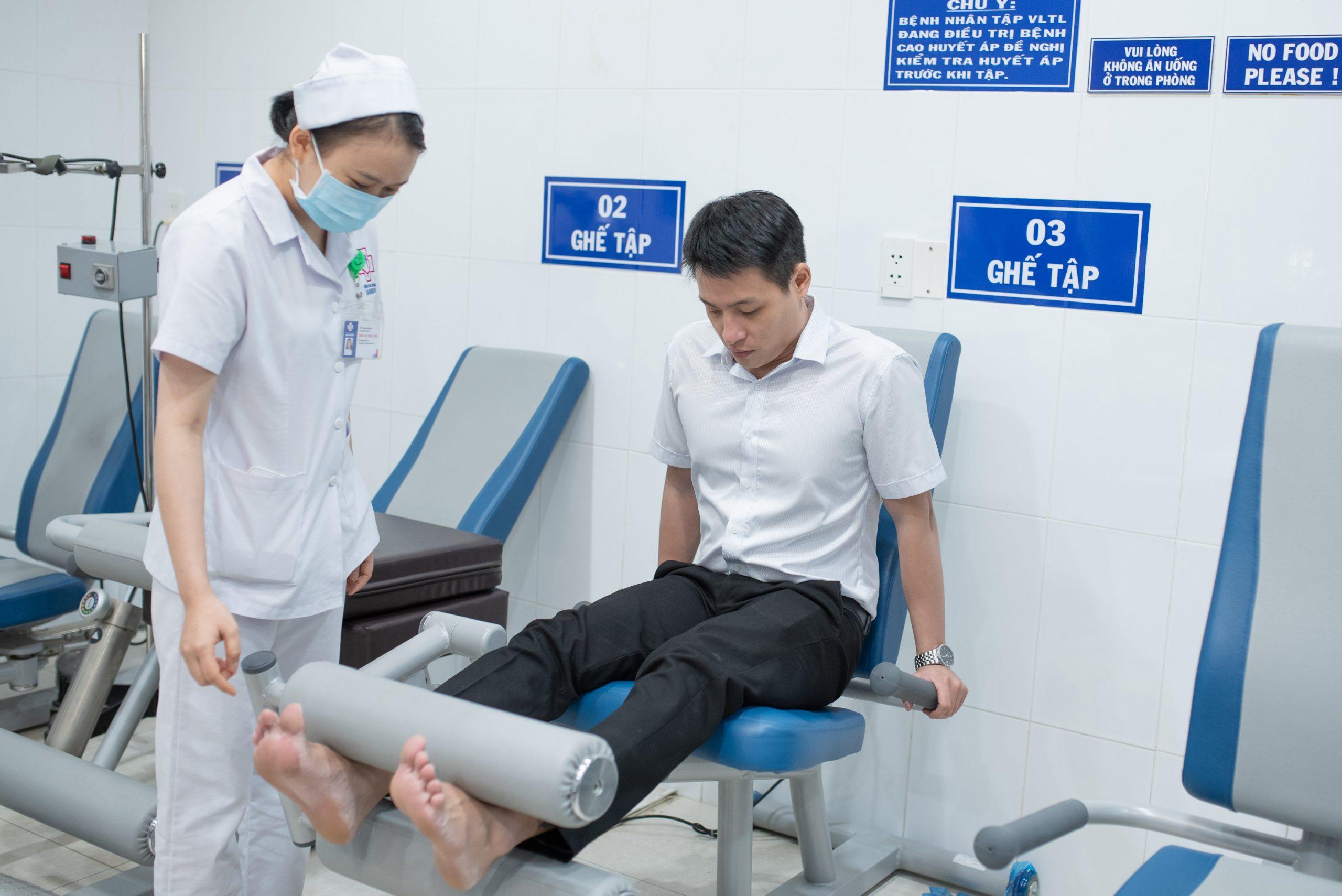 Bệnh viện đa khoa Vạn Hạnh là một trong những bệnh viện chữa xương khớp tốt nhất tại tphcm