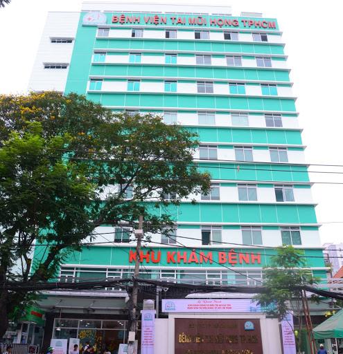 Bệnh viện Tai Mũi Họng thành phố Hồ Chí Minh