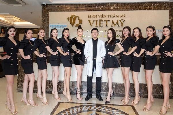 Bệnh viện thẩm mỹ Việt Mỹ - Địa chỉ nâng mũi uy tín tại tphcm