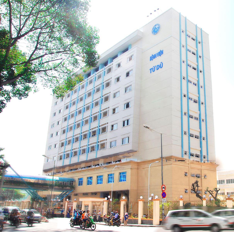 Bệnh viện Từ Dũ - Bệnh viện khám nam khoa tốt ở tphcm