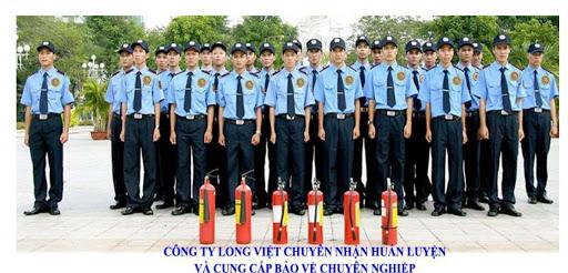 Công ty bảo vệ Long Việt