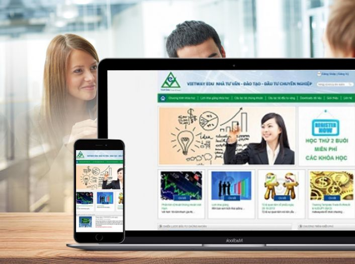 Công ty thiết kế website Viet Solution