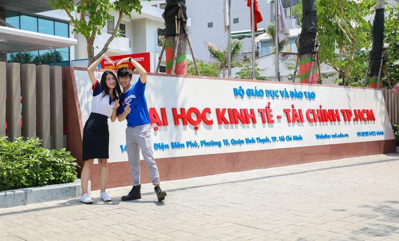Đại học Kinh tế – Tài chính (UEF) TP Hồ Chí Minh
