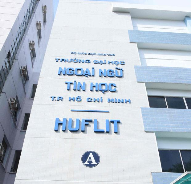 Đại học Ngoại ngữ – Tin học (HUFLIT) TP Hồ Chí Minh
