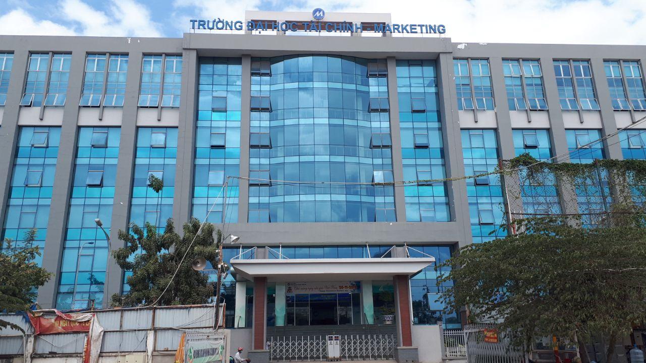 Đại học Tài chính – Marketing (UFM) Top các trường đại học marketing Tphcm