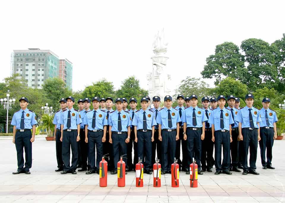 Công ty bảo vệ Đại Thiên Hoàng