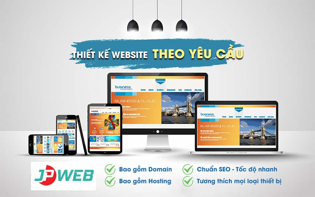 Công ty thiết kế web JPWEB