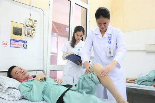 Khoa cơ xương khớp - Bệnh viện Đại học Y Dược TPHCM