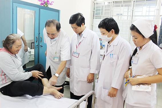 Bệnh viện xương khớp Chợ Rẫy