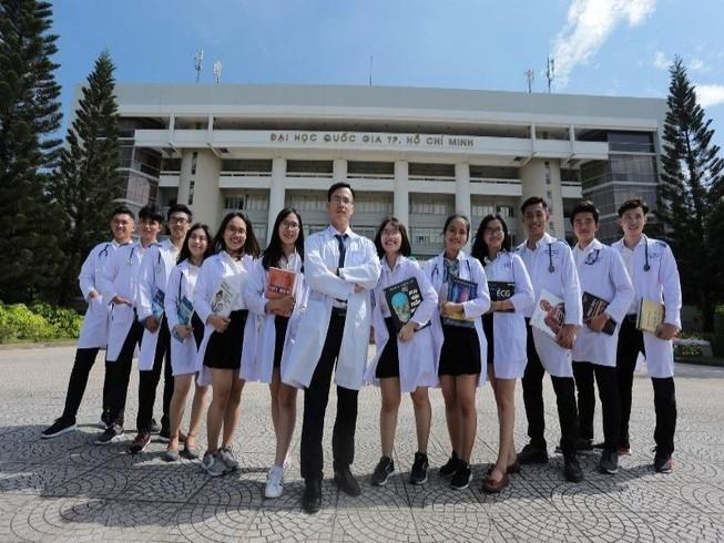 Khoa y đại học quốc gia tphcm