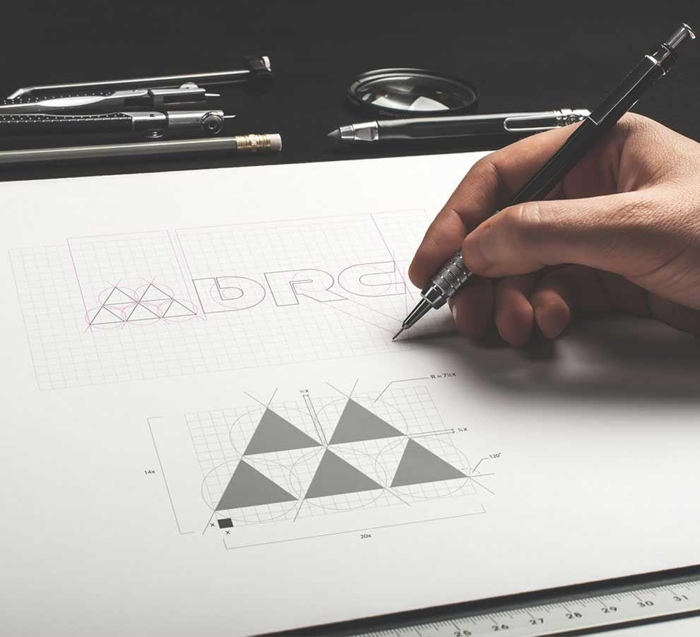 Mẫu logo công ty đẹp do Brasol thiết kế