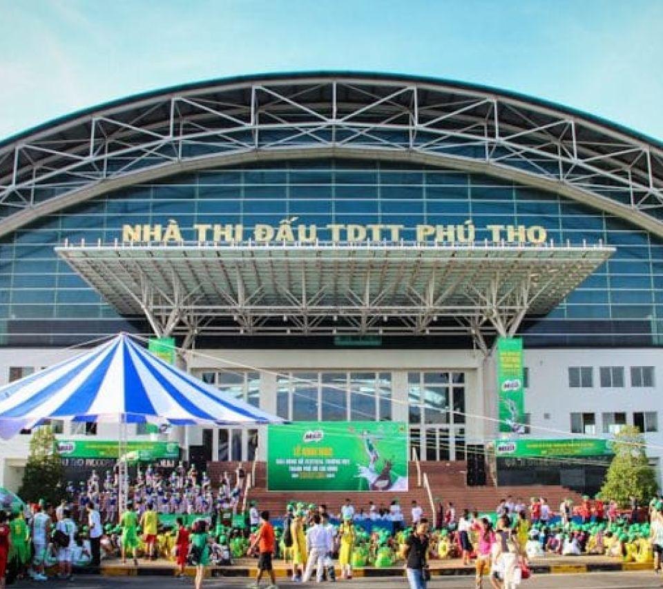 Câu lạc bộ thể thao Phú Thọ - Chỗ học muay thái ở tphcm uy tín