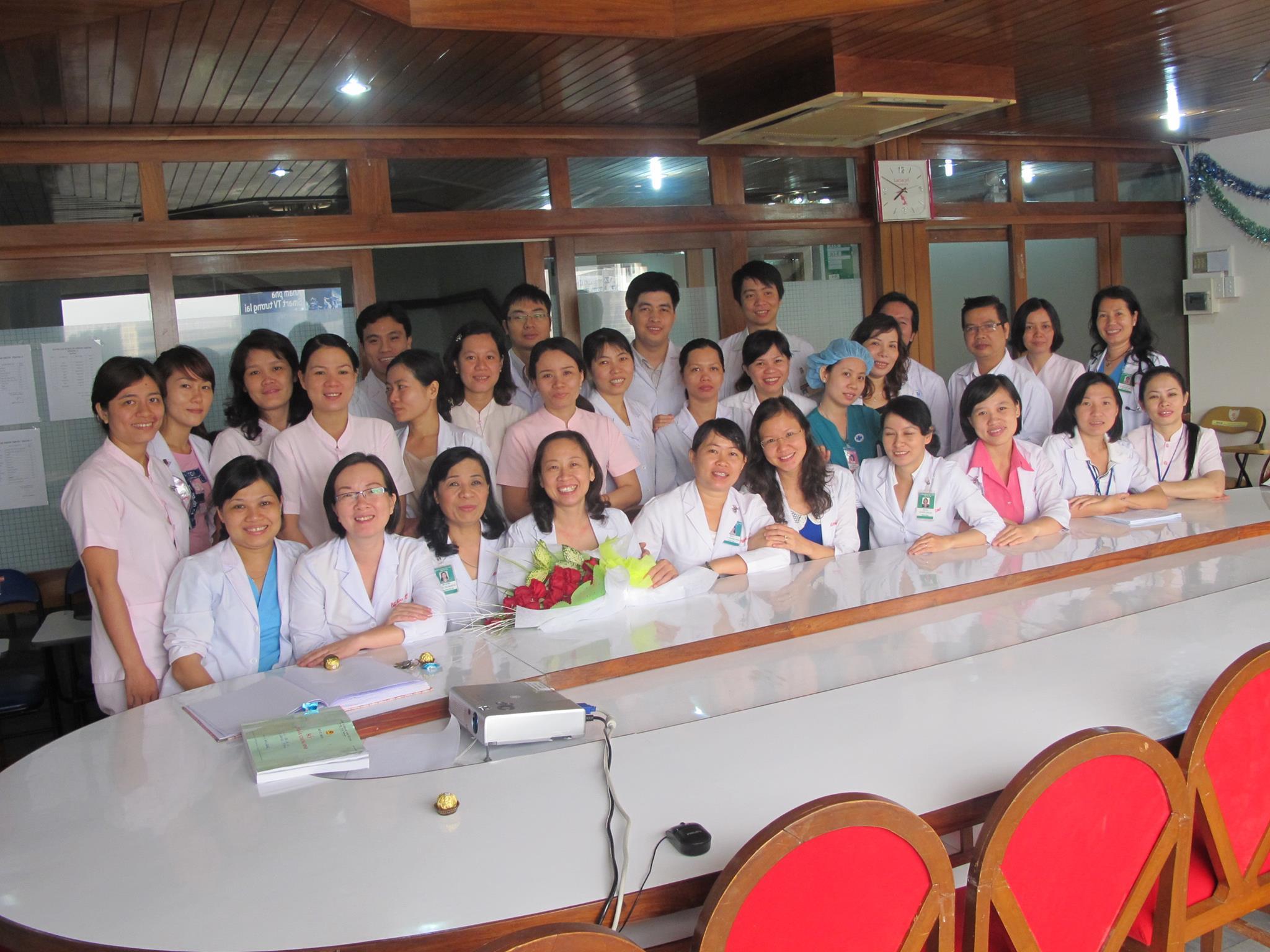 Phòng khám bác sĩ Ngọc Lan – bệnh viện Mekong