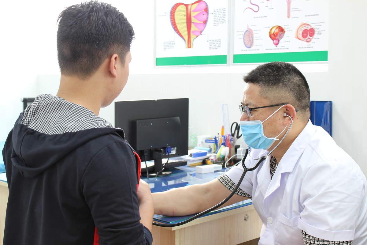 Khám Nam học - Bệnh viện Đại Học Y Dược
