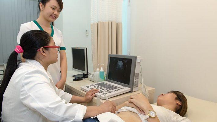 Phòng khám siêu âm thai Ngọc Lan