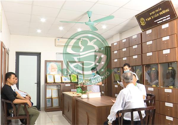 Phòng khám Y học cổ truyền Vạn Xuân Đường (Phòng Khám Đông Y Vạn Xuân Đường)
