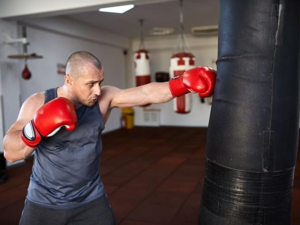 Phòng tập Boxing Tphcm Next Pro