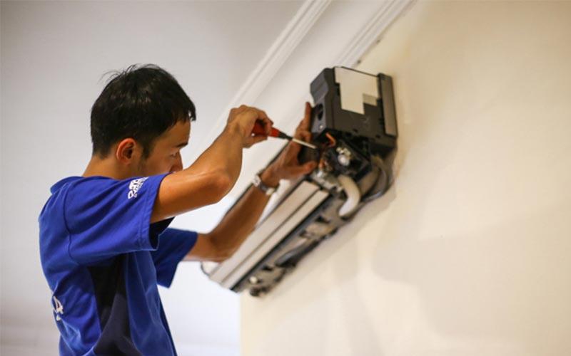 Á Châu - Dịch vụ sửa máy lạnh tại nhà chất lượng.