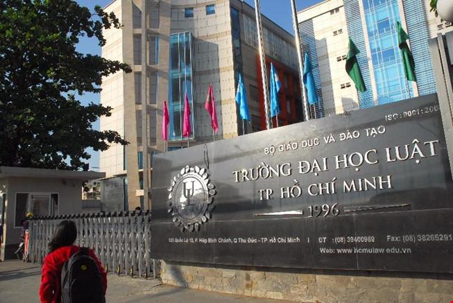 Trường Đại học Luật TP. Hồ Chí Minh
