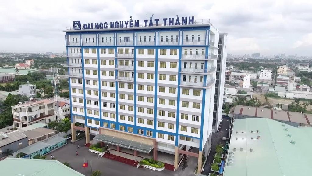 Đại học Nguyễn Tất Thành chuyên đào tạo ngành xây dựng