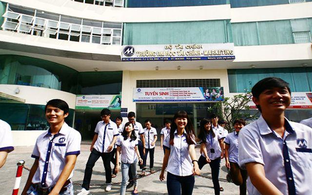 Trường Đại học Tài chính – Marketing Tphcm (UFM)