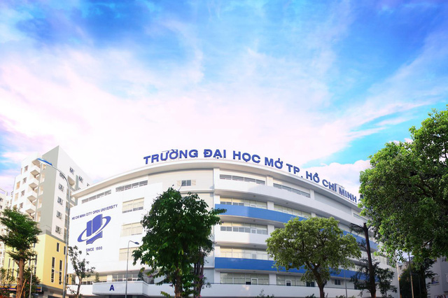 Trường Đại học mở TPHCM - Top các trường đại học đào tạo ngành ngôn ngữ anh